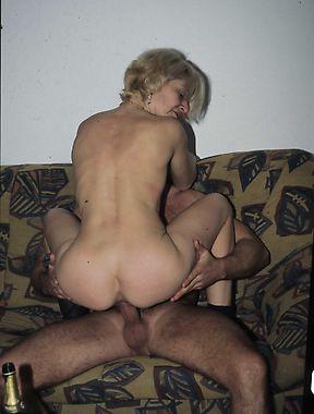 Sexual fantasy in home scenes for the home alone slut