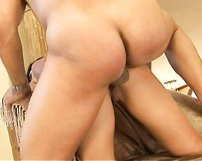 Tight milf butt fucked merciless and made to swallow