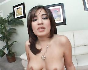Fantastic amateur POV play for Gabriella Romano