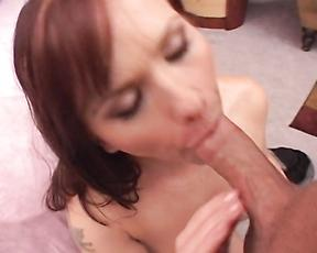 Milf on fire wants the cock fully in her ass