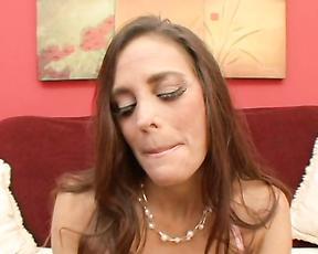 Slim milf gets her ass torn apart in scenes of hardcore