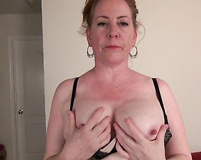 Caitlin mature masturbated with toys
